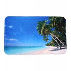 Badteppich Karibik 70 x 110 cm