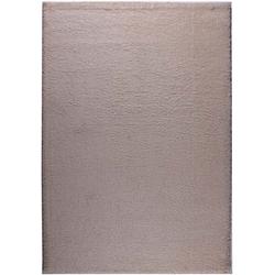 Teppich Shaggy Basic 170 (Creme; 60 x 110 cm)