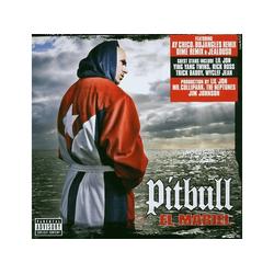 Pitbull - El Mariel (CD)