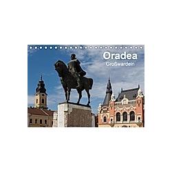 Oradea Großwardein (Tischkalender 2021 DIN A5 quer)