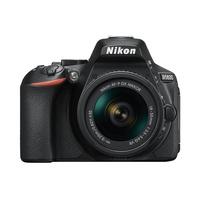 D5600 + AF-P DX 18-55mm VR