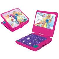 Lexibook Lexibook® Barbie Tragbarer DVD-Player DVD-Player