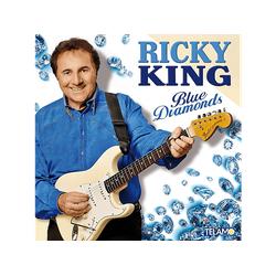 Ricky King - Blue Diamonds (CD)
