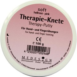 THERAPIEKNETE soft hellrosa