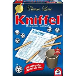 Schmidt Kniffel® Classic Line Würfelspiel