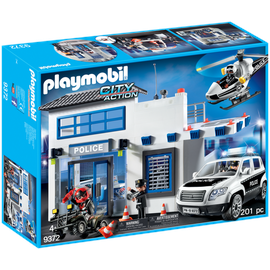Playmobil City Action Polizeistation 9372