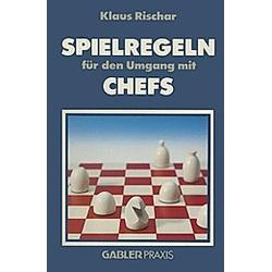 Spielregeln für den Umgang mit Chefs - Buch