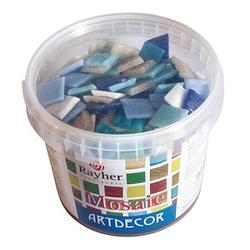 Rayher Mosaiksteine blau 2,0 x 2,0 cm 1 Pack