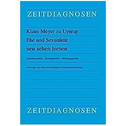 Ehe und Sexualität neu sehen lernen