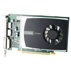 HP - 616075-001 - Quadro 2000 PCI 1.024 MB Mehrmonitorfähig 616075-001 - Grafikkarte - PCI