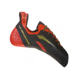 La Sportiva - Testarossa Red/Black - Kletterschuhe - Größe: 39