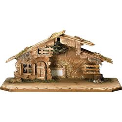 ULPE WOODART Krippe Südtirol, Handarbeit, hochwertige Holzschnitzkunst