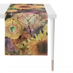 Tischläufer bunt (BL 48x140 cm) APELT
