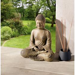 HomeLiving Dekofigur Meditation