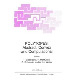 Polytopes: eBook von