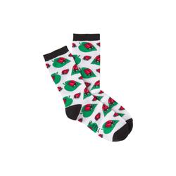 K. Bell Freizeitsocken Socken Motiv Marienkäfer (1-Paar)