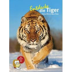 Entdecke die Tiger als Buch von Agnes Wilms