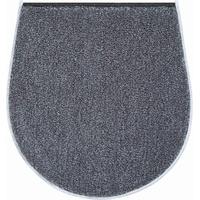 Badematte grau »Room«, Grund, gemustert