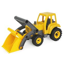 Lena 04213 - Eco Aktives Traktor mit Frontschaufel 35 cm