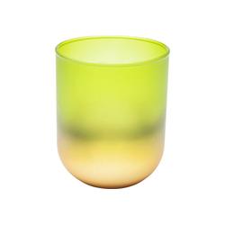 KARE Kerzenständer Windlicht Sansibar Duo 10cm grau