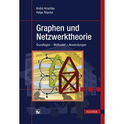Graphen und Netzwerktheorie als Buch von André Krischke/ Helge Röpcke