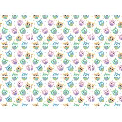 Fliesenaufkleber »Eulen«, Fliesenaufkleber, 40544023-0 bunt 15x0,1x15 cm bunt