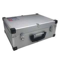 dynamic24 Werkzeugkoffer, VVG Profi Aluminium Werkzeug Koffer Schaumstoff Alukoffer Universalkoffer