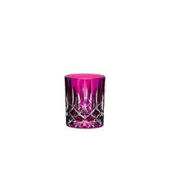 RIEDEL Glas Tumbler-Glas Laudon Pink, Kristallglas rosa