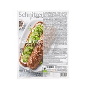 Schnitzer Bio BAGUETTE GRAINY