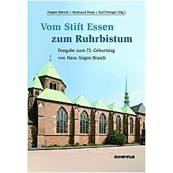 Vom Stift Essen zum Ruhrbistum - Buch
