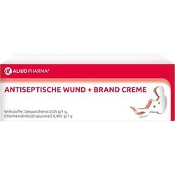 ANTISEPTISCHE Wund + Brand Creme 30 g