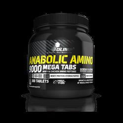 Olimp Anabolic Amino 9000 Mega Caps - 300 Tabletten