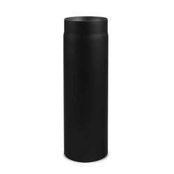 Ø 130 mm - Ofenrohr 50 cm Schwarz