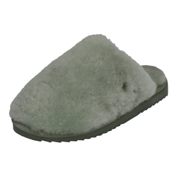 WARMBAT Mungo Fur Hausschuh Mint 38 EU