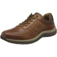 CAMEL ACTIVE Herren Peak Low lace Shoes Sneaker, Cognac, 43 EU