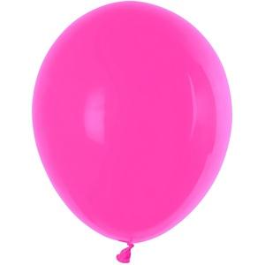 Luftballons rosa Ø 250 mm, Größe 'M', 10 Stk.