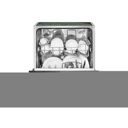 BOMANN Einbau-Geschirrspüler GSPE 892