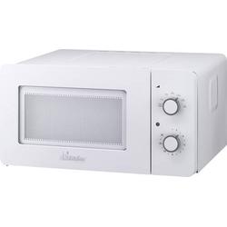 Silva Schneider Mini 150 Mikrowelle Weiß, Silber 600W
