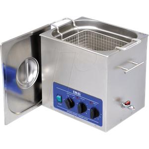 EMMI 85 HC - Ultraschallreiniger, 8,5 l , 400 W, mit Heizung, Edelstahl