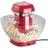 Rosenstein & Söhne Heißluft-Popcorn-Maschine mit Auffangschale, für 80 g Mais, 1.200 Watt