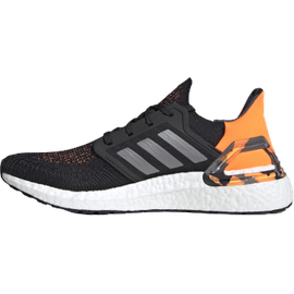 adidas Ultraboost 20 M core black/grey three/signal orange 46