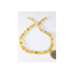 Adelia´s Kette ohne Anhänger Chrysoberyll Edelstein Stein Strang ohne Schließe 42 cm