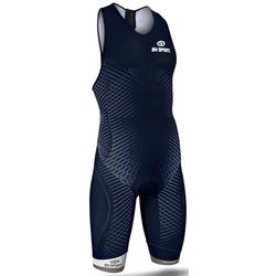 BV Sport Triathlon 3x100 - Triathlon bodysuit - Herren Blue XL