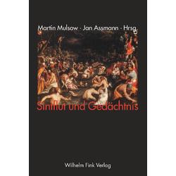 Sintflut und Gedächtnis: Buch von