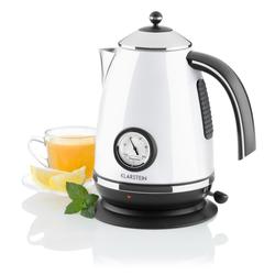 Wasserkocher Teekessel 1,7 Liter 2200W weiß »Aquavita Chalet«, Wasserkocher, 95352954-0 weiß weiß