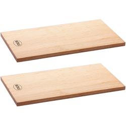 Rösle Aromaplanke, Holz, (2-St)