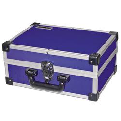 IRONSIDE Alu Werkzeugkoffer blau 330 x 230 x 150 mm