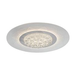 Lutec Deckenleuchte LED Himalaya Weiß