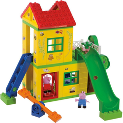 BIG Spielbausteine PlayBIG Bloxx - Peppa Wutz Spielhaus