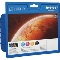 Brother LC-1100HY CMYK